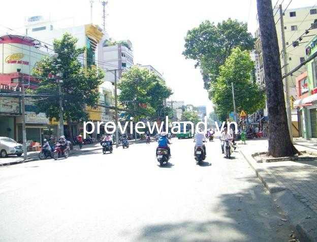 Bán nhà mặt tiền đường Cao Thắng Quận 3 có diện tích 1028m2 mặt tiền kinh doanh sầm uất