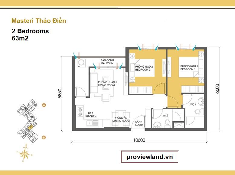 Bán-căn-hộ-2-phòng-ngủ-masteri-thảo-điền-proviewland2102-11