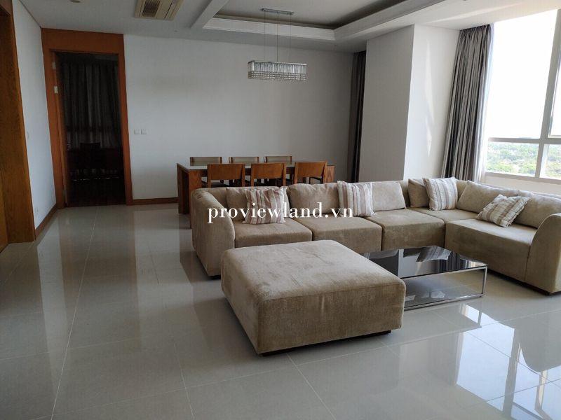 Cho thuê căn hộ Xi Riverview Q2 DT 180m2 3 phòng ngủ full nội thất