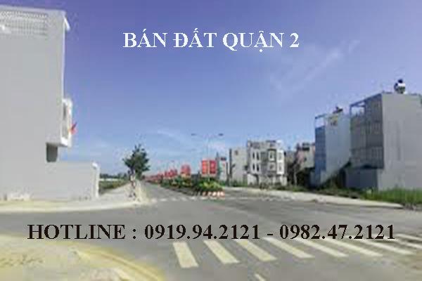 Bán lô đất 505m2 mặt tiền Lê Văn Miến Thảo Điền xây dựng được 1 hầm 5 lầu