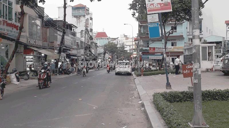 Bán nhà 2 mặt tiền đường Nguyễn Phúc Nguyên Quận 3 235.8m2 1 trệt 1 lầu