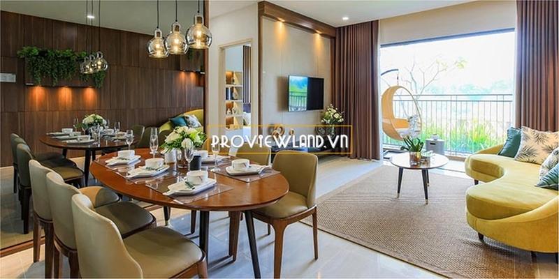 Cần bán căn hộ Palm Garden 3 phòng ngủ cao cấp view sông