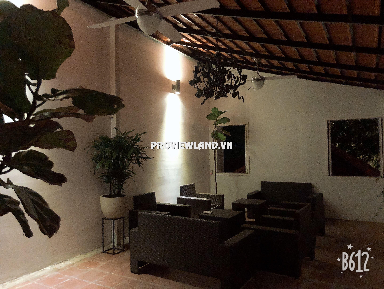 Cho thuê nhà 1 trệt 1 lầu diện tích 250m2 nội thất đầy đủ tại P. Thảo Điền Quận 2
