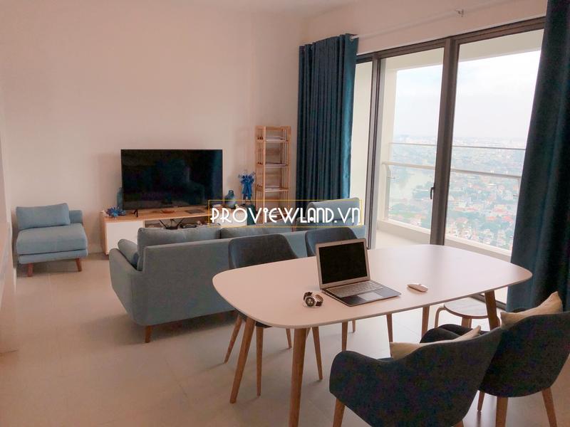 Căn hộ Aspen Gateway Thảo Điền cho thuê 2 phòng ngủ giá tốt