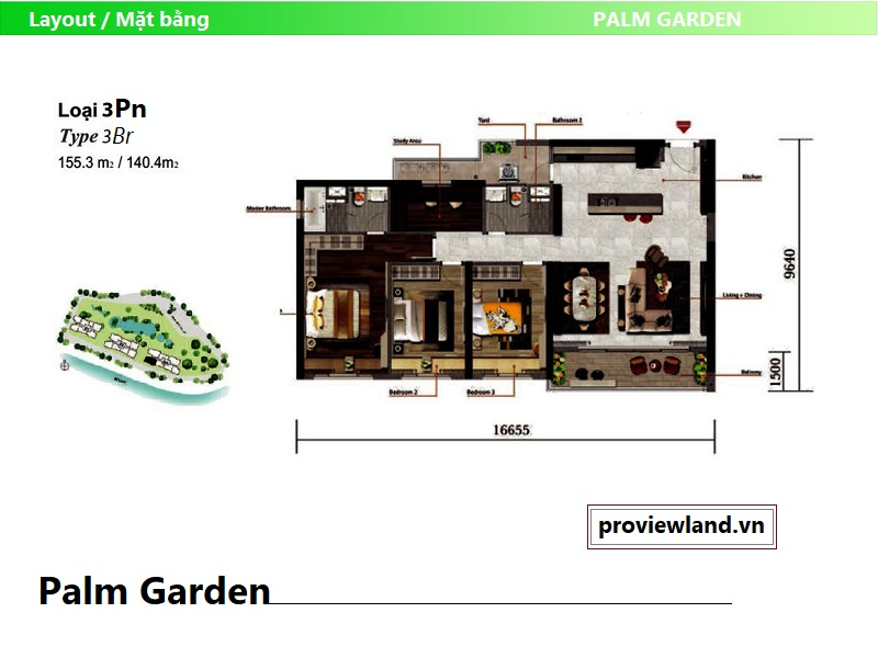 Mat-bang-can-ho-3PN-palm-garden-layout-3bedroom