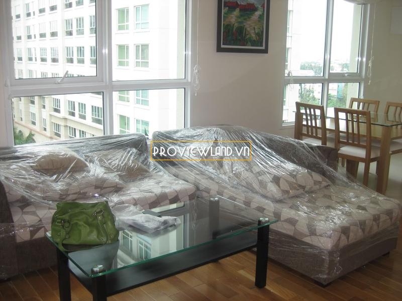 Bán căn hộ cao cấp The Manor view đẹp tại Block D Quận Bình Thạnh