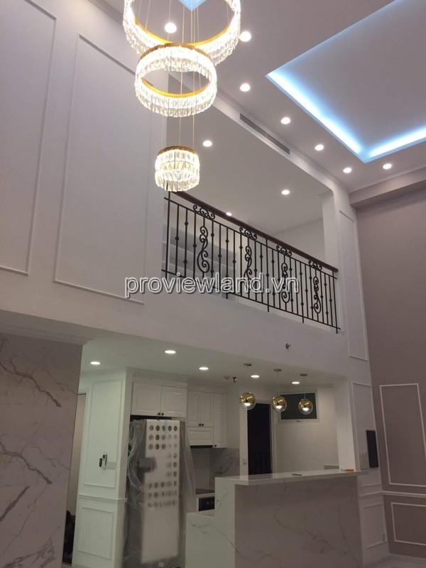 Bán căn hộ Duplex Vista Verde Quận 2 197m2 2 tầng 4 phòng ngủ lớn