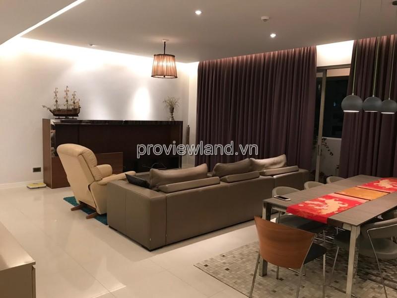 Cần cho thuê căn hộ Estella An Phú Quận 2 3 phòng ngủ đầy đủ nội thất