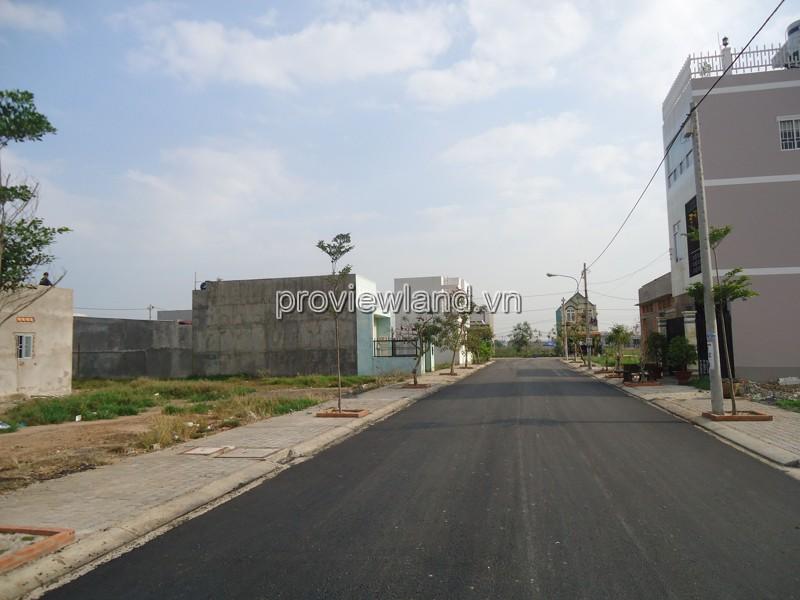 Bán đất mặt tiền đường Trần Não Quận 2 diện tích 16.5x15m