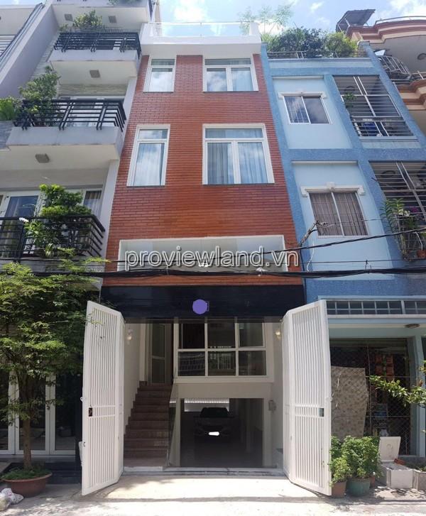 Bán nhà đường CMT8 Quận 3 diện tích 64m2 3 tầng 6 phòng ngủ