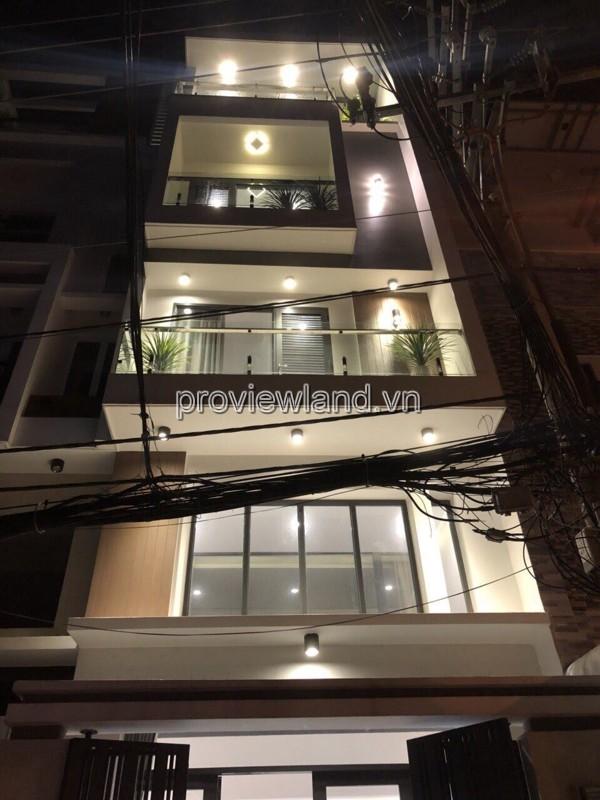 Bán nhà quận Bình Thạnh đường Lê Quang Định 4.3x14m diện tích nội thất đầy đủ