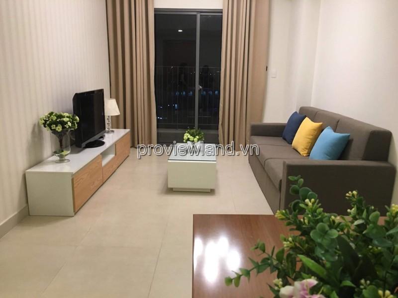 Căn hộ 2 phòng ngủ 63m2 tại Masteri Thảo Điền Quận 2 cần cho thuê