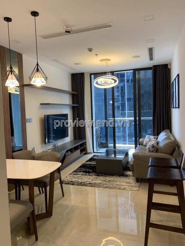 Cho thuê căn hộ vinhomes golden river Quận 1 đầy đủ nội thất 1 phòng ngủ