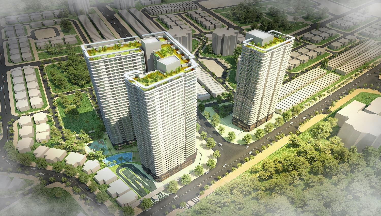 dự án căn hộ Reamian City Quận 2