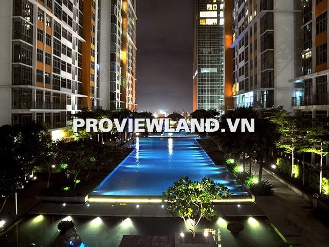 Căn hộ The Vista 2 phòng ngủ nội thất đầy đủ view hồ bơi cho thuê Giá tốt