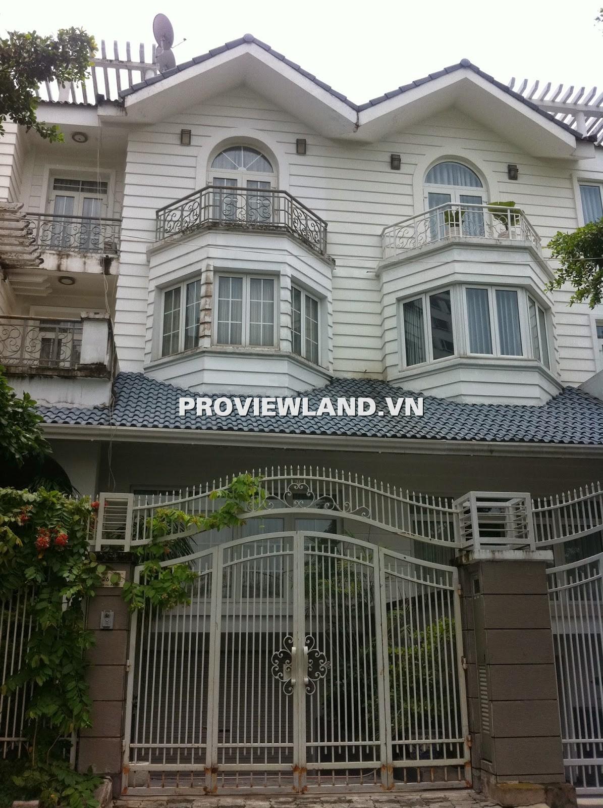 Bán biệt thự Saigon Pearl có diện tích 7x21m2 1 trệt 2 lầu ấp mái 4 phòng ngủ
