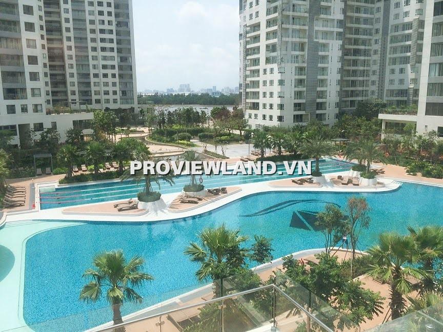 Bán căn hộ Đảo Kim Cương Quận 2 diện tích 124m2 3 phòng ngủ view hồ bơi