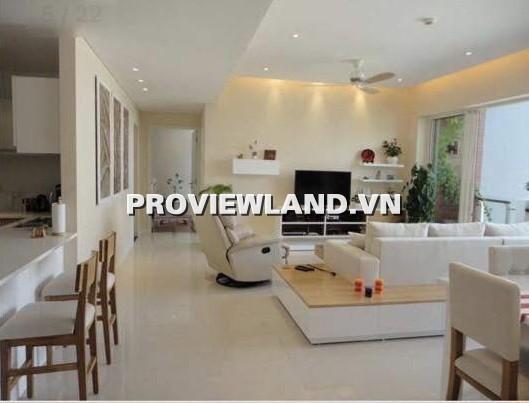 Cho thuê căn hộ Estella An Phú 3 phòng ngủ 171m2 full nội thất nhà mới