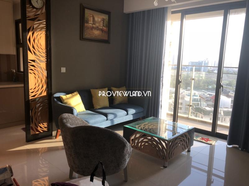 Cho thuê căn hộ sang trọng Block T2 tại Estella Heights nội thất cao cấp