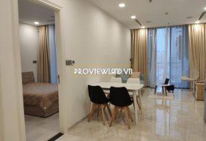 Vinhomes Golden River cho thuê căn hộ 1 phòng ngủ Aqua 3
