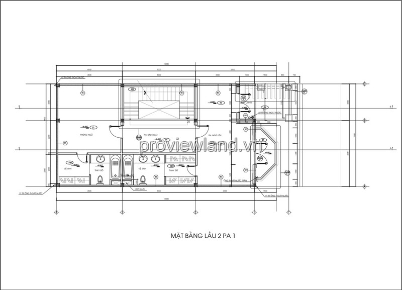 MAT BANG  KIEN TRUC SUA Model (1)