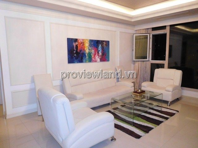 For sale apartment Cantavil Hoan Cau in Binh Thanh 3 bedrooms with view to Ho Van Thanh