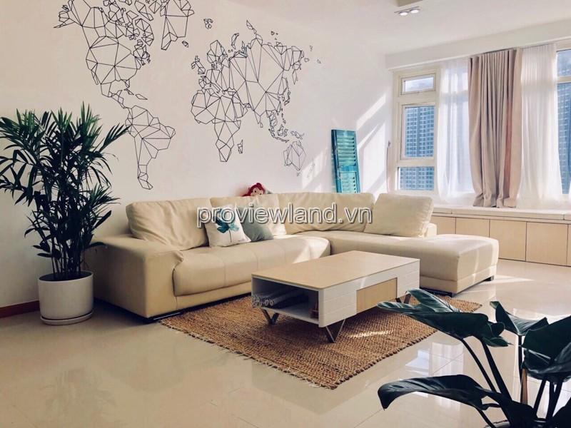Bán căn hộ tuyệt đẹp tại Saigon Pearl 3 phòng ngủ full nội thất