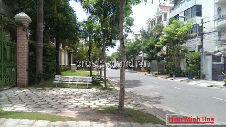 Bán đất đường Giang Văn Minh Quận 2 diện tích 10x20m đã có sổ đỏ
