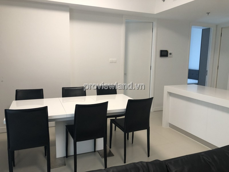 Gateway Thao Dien apartment for rent 2 bedrooms using area 90m2 with full furnished