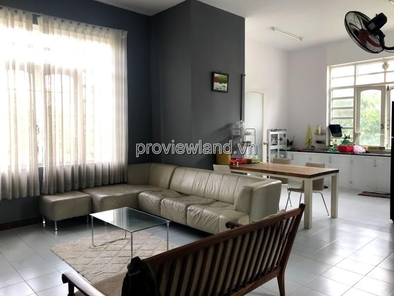 Cho thuê Biệt Thự Phú Nhuận compound diện tích 450m2 2 tầng 3 PN