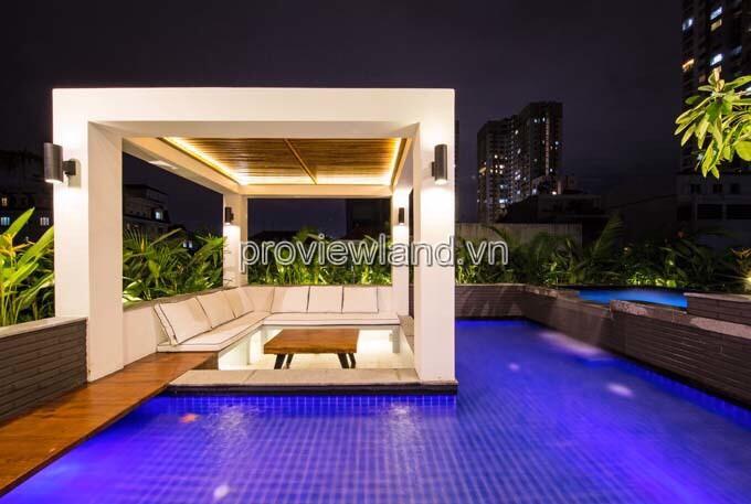 Biệt thự ĐẸP tại Thảo Điền cho thuê 500m2 5PN nội thất cao cấp