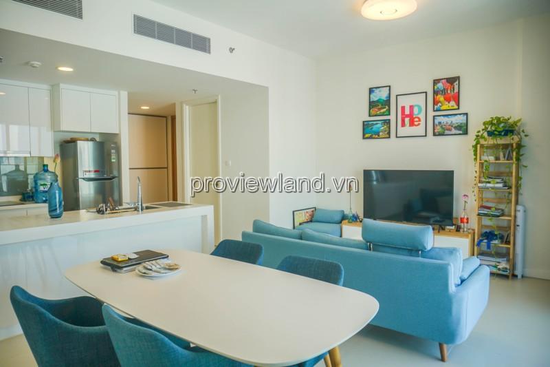 Căn hộ Gateway Thảo Điền cần cho thuê gấp với 2 phòng ngủ 90m2 view sông