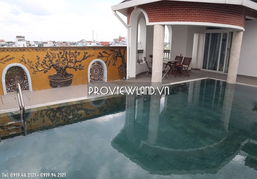 Villa for sale in Thu Duc district, 706m2, basement, mezzanine, 2 floors, attic