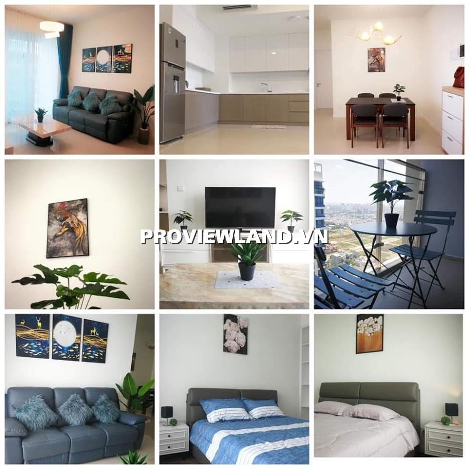 Cho thuê căn hộ Estella Heights 2 phòng ngủ 100m2 nội thất mới