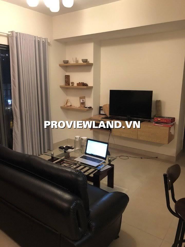 Cho thuê căn hộ Masteri Thảo Điền diện tích 74m2 2 phòng ngủ nội thất đầy đủ