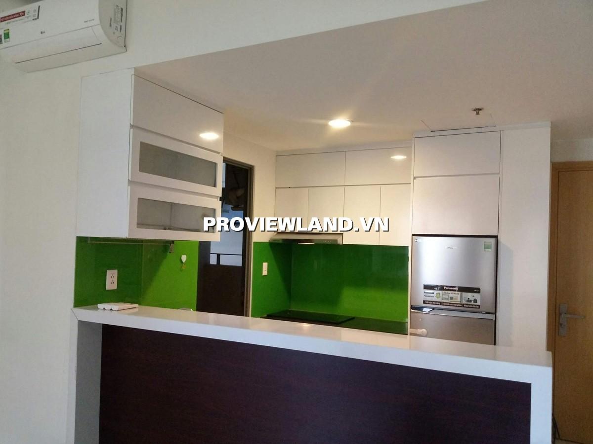 Cho thuê căn hộ 2 phòng ngủ full nội thất view landmark 81 tại Masteri Thảo Điền