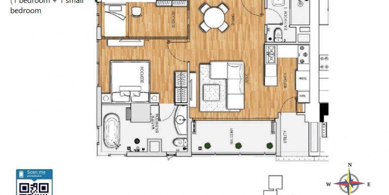 Diamond-Island-DKC-Brilliant-layout-81m2-2PN