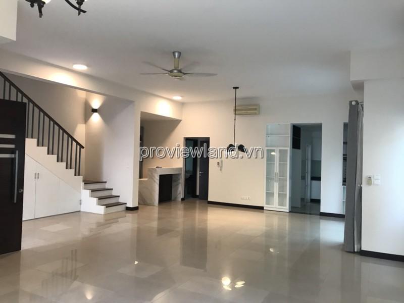Biệt thự Quận 2 Villa Riviera SIÊU SANG bán có 289m2 diện tích 5 phòng ngủ