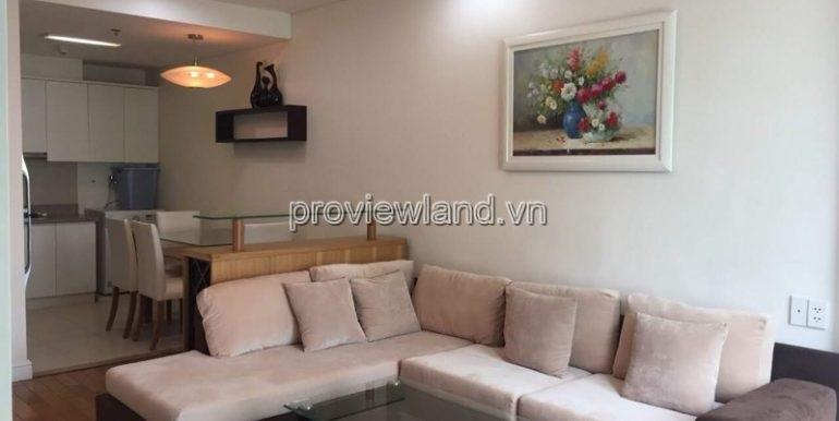 Cho thuê căn hộ The Manor Quận Bình Thạnh 2 phòng ngủ nội thất cao cấp