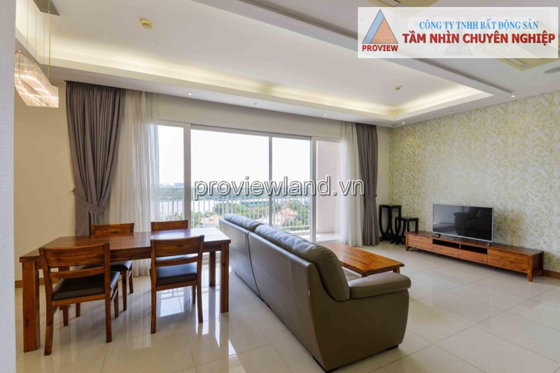 Need for sale apartment Xi Riverview Thao Dien 145m2 3BRs River view