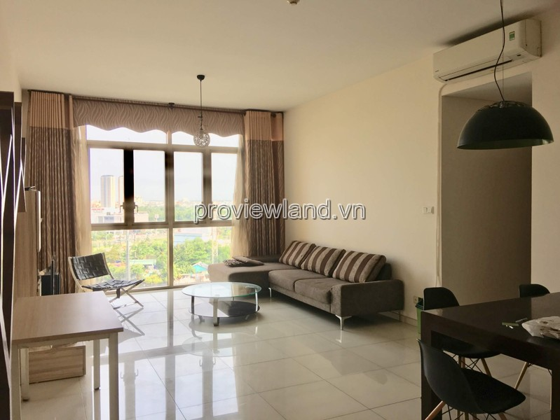 Apartment for sale in The Vista An Phu including 3 bedrooms low floor block T1