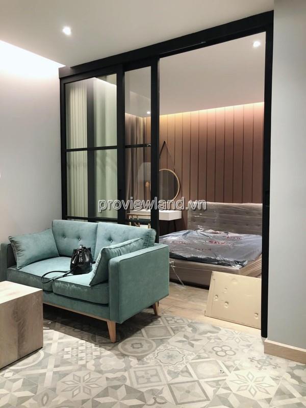 Cho thuê căn hộ Quận 2 Vista Verde 54m2 1 phòng ngủ đủ nội thất