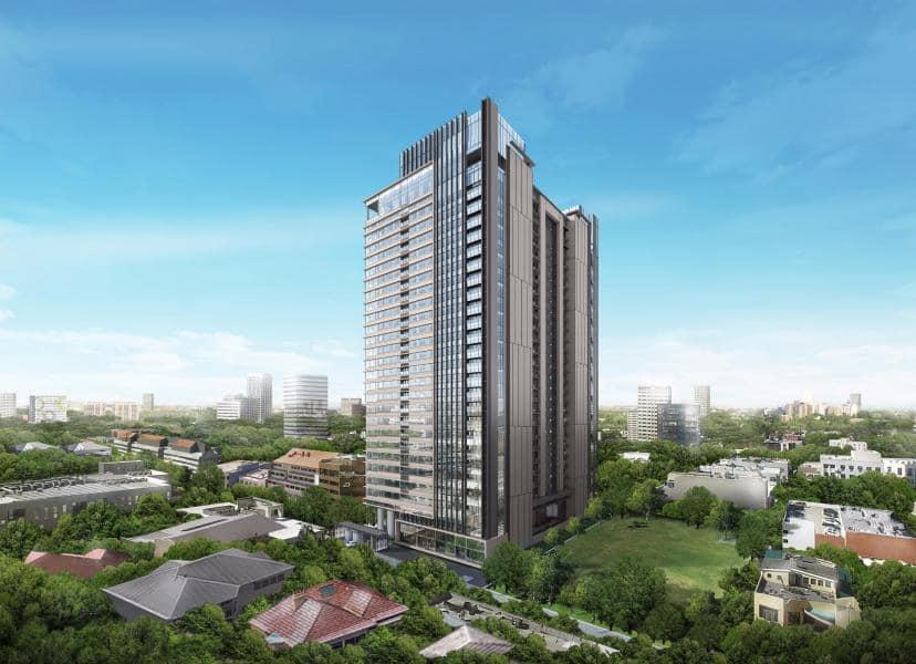 Giỏ hàng căn hộ The Marq Hongkong Land bán, CK 3%, TT 10% Ký HĐMB