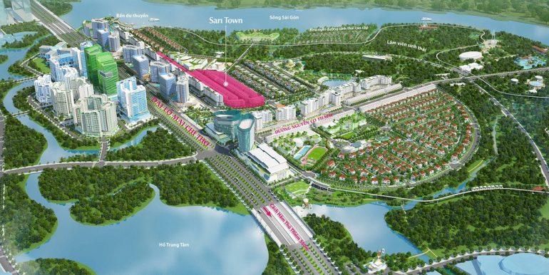 Hinh tong the sala_sari town