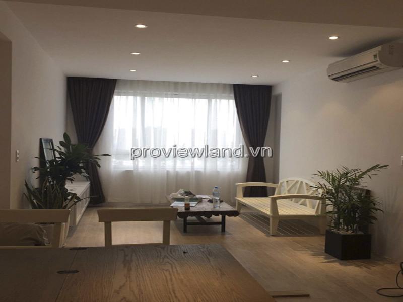 Căn hộ Tropic Garden Quận 2 cần bán 2 phòng ngủ nội thất đầy đủ