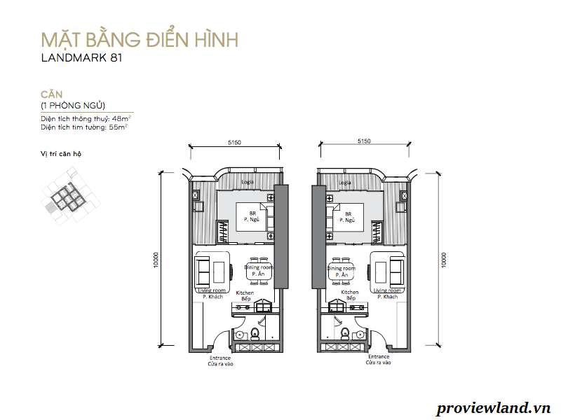 Vinhomes-Central-Park-Landmark81-layout-mat-bang-can-ho-1PN-55m2