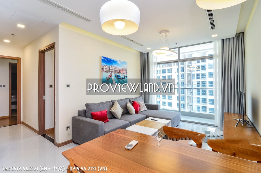 High floor Park 5 apartment for sale in Vinhomes Central Park