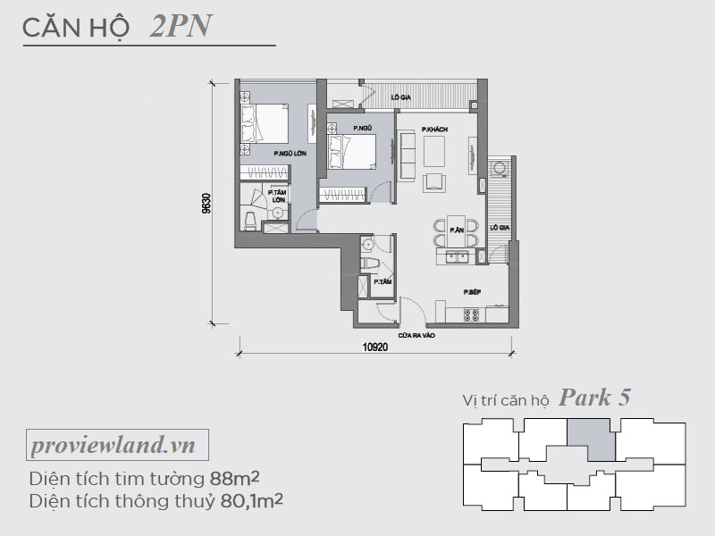 Vinhomes-Central-Park-toa-Park5-layout-mat-bang-can-ho-2PN-88m2
