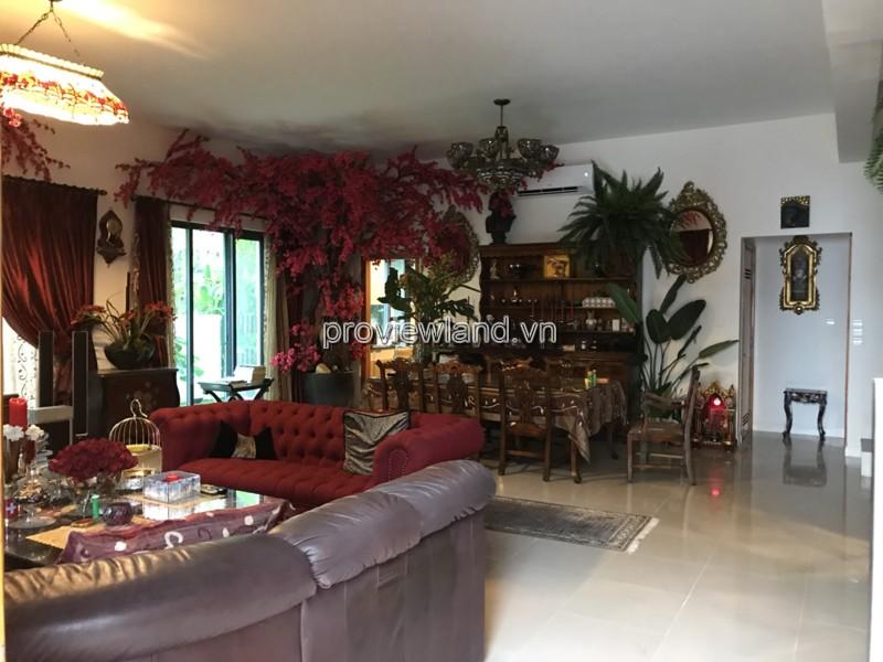 Bán biệt thự Villa Riviera đẹp và đẳng cấp căn góc đầu hồi 287m2 2 tầng 4PN