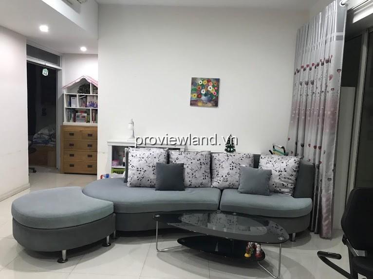 Căn hộ cho thuê tại Estella 2 phòng ngủ diện tích 105 m2 tầng trung